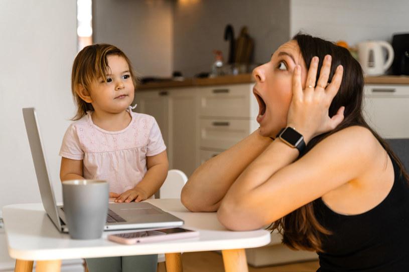 Dzieci mają wyjątkową zdolność do wyprowadzania nas z równowagi /123RF/PICSEL