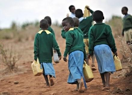 Znalezione obrazy dla zapytania głód w kenii