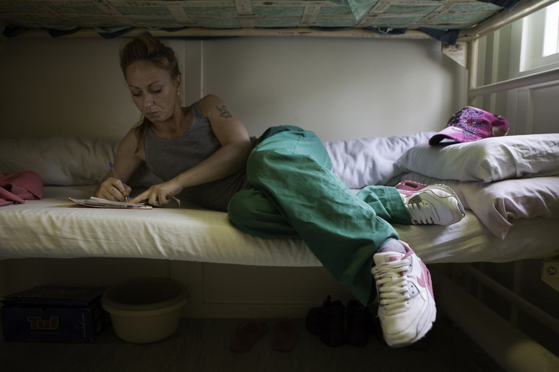 Dzieci osadzonych są bardziej narażone na problemy ze zdrowiem psychicznym /Getty Images