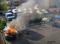 Dzieci podpaliły auto w Tczewie. Policja publikuje nagranie