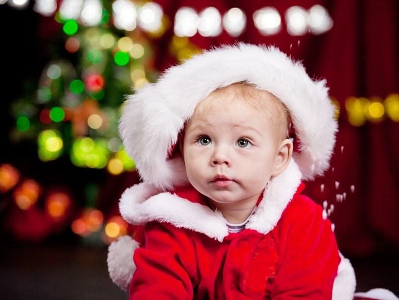 Dzieci powinny wierzyć w Świętego Mikołaja /123RF/PICSEL