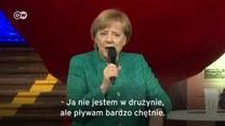 Dzieci pytają Angelę Merkel