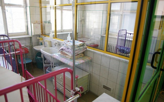 Dzieci trafiły do szpitala /MIKOLAJ HAS /Reporter