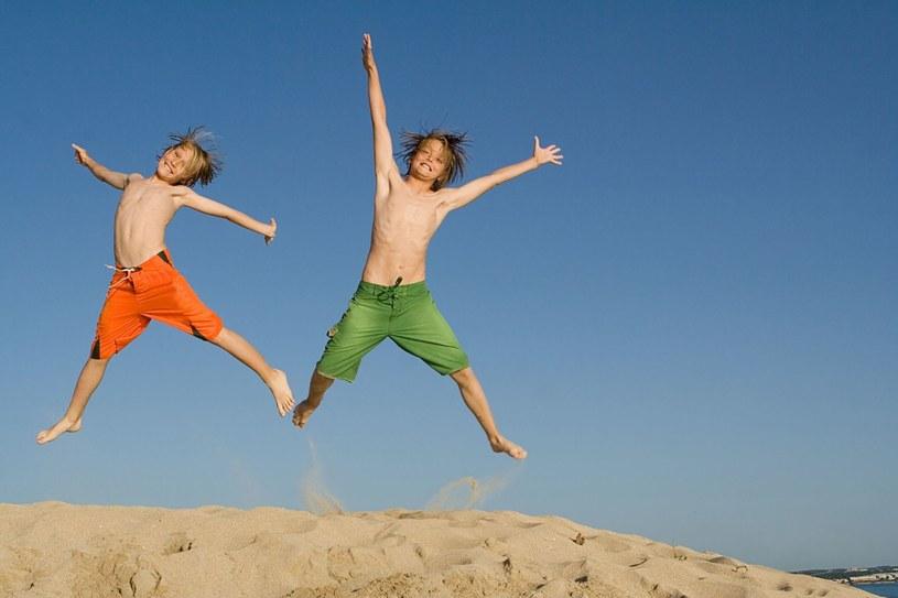 Dzieci w Hiszpanii maja trzy miesiące wakacji, zdj. ilustracyjne /123RF/PICSEL