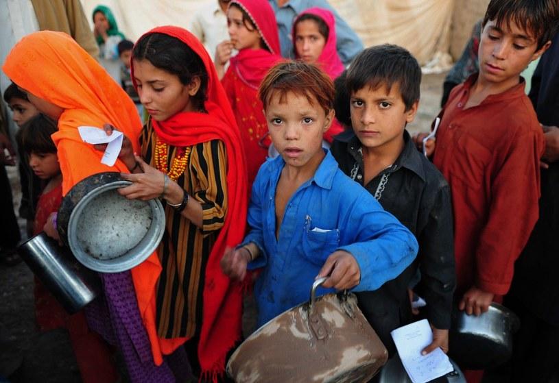Dzieci w Pakistanie /AFP