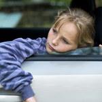 Dzieci w samochodzie gorsze niż komórka