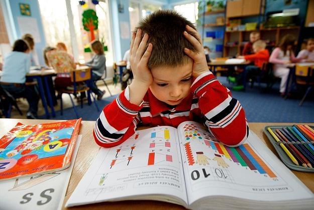 Dzieci w zerówce; fot. Leszek Zych /Reporter