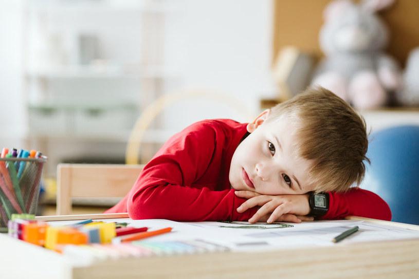 Dzieci wstydzą się nazywania swoich uczuć /123RF/PICSEL