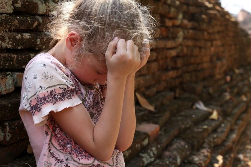 Dzieci wykorzystywane seksualnie często podejmują próby samobójcze /123RF/PICSEL