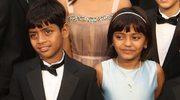"""Dzieci ze """"Slumdoga"""" z Hopkinsem"""