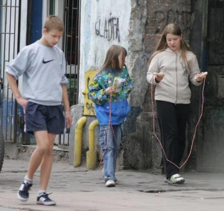 Dzieci zyskają nowe miejsce zabawy /fot. B. Sendzielski /Agencja SE/East News