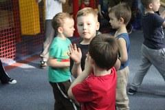 Dzieciaki z Olsztyna trenują Krav Magę
