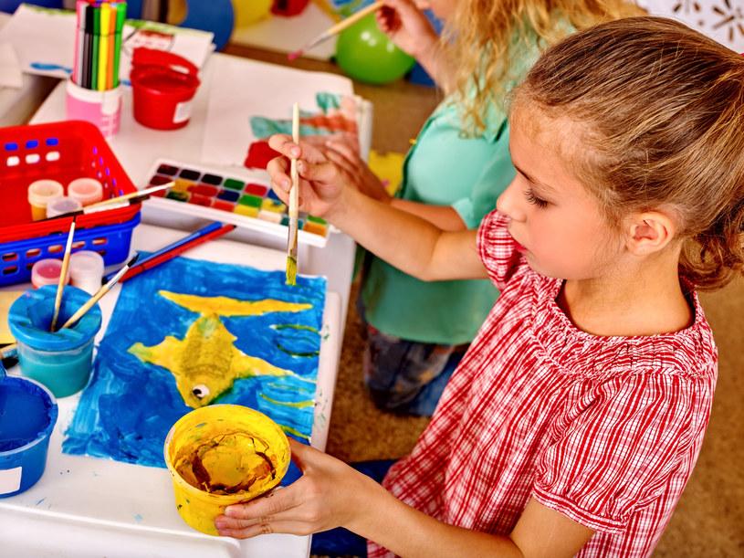 Dziecięce obrazki /123RF/PICSEL