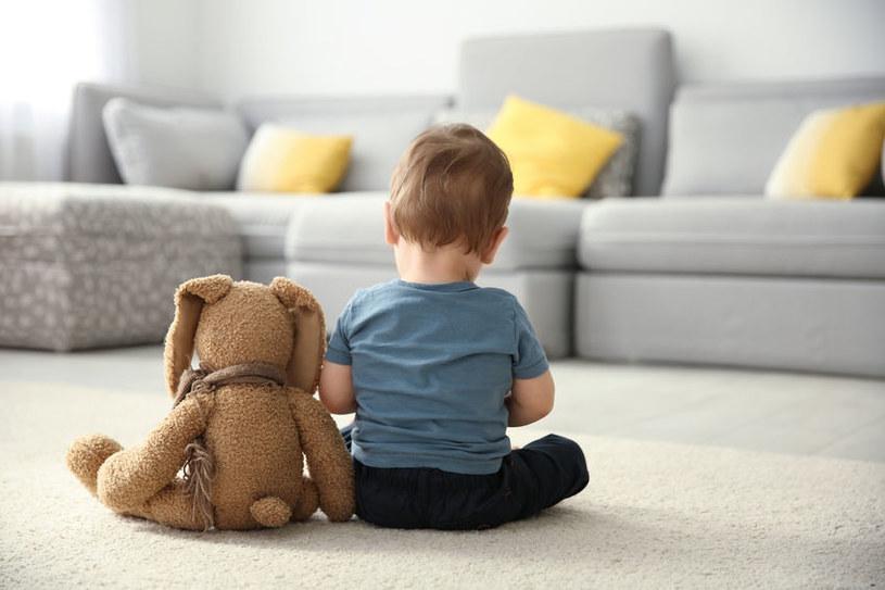 Dzieciństwo krótko trwa. Dorosły opiekujący się maluszkiem nie myśli o tym na co dzień /123RF/PICSEL