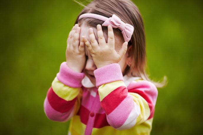 dziecko i strach /© Photogenica