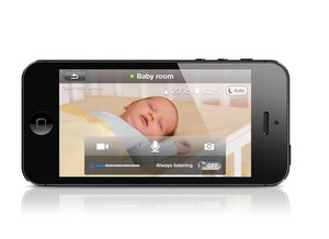 Dziecko kontrolowane smartfonem
