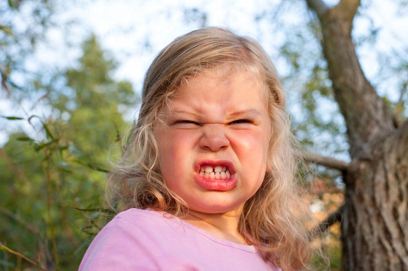 Dziecko, któe wpadnie w złość, naprawdę trudno uspokoić /123RF/PICSEL