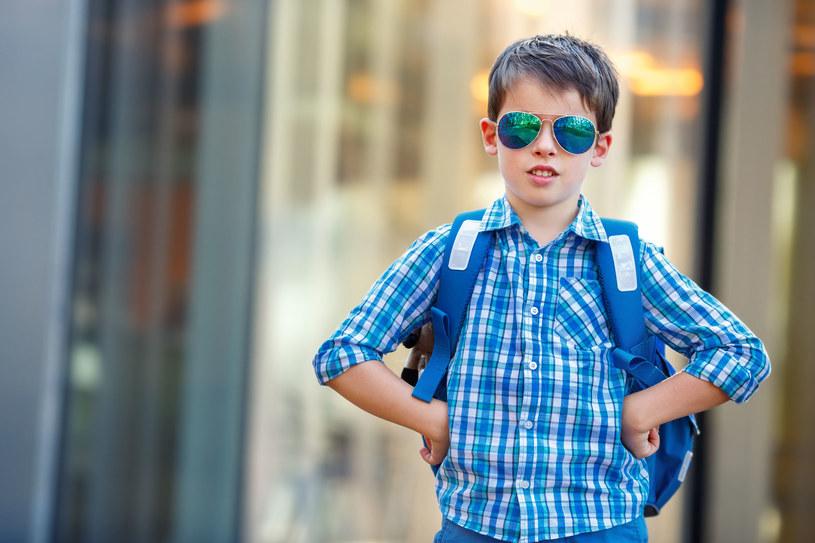 Dziecko, które ukończyło 7. rok życia, może samodzielnie poruszać się po drogach /123RF/PICSEL