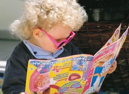 Dziecko może identyfikować się z jedną z bajkowych postaci. /INTERIA.PL