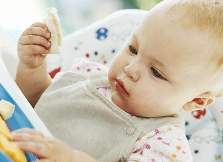 Dziecko nie jest świadome, co dla niego zdrowe, więc dąży, by jeść to, co sprawia mu przyjemność