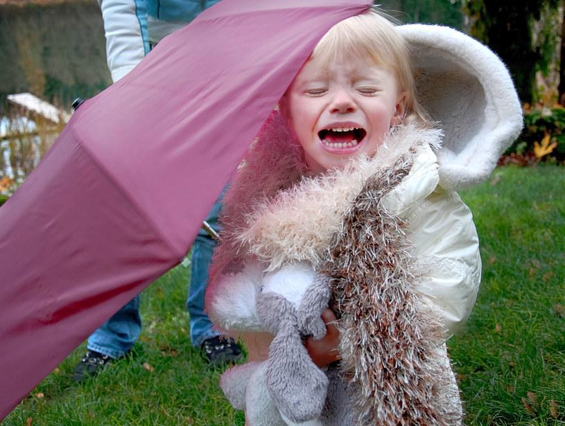 Dziecko nie potrafi jeszcze panować nad swoimi emocjami tak dobrze, jak dorosły /123RF/PICSEL