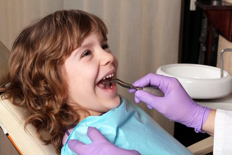 Dziecko u dentysty; zdj. ilustracyjne /123RF/PICSEL