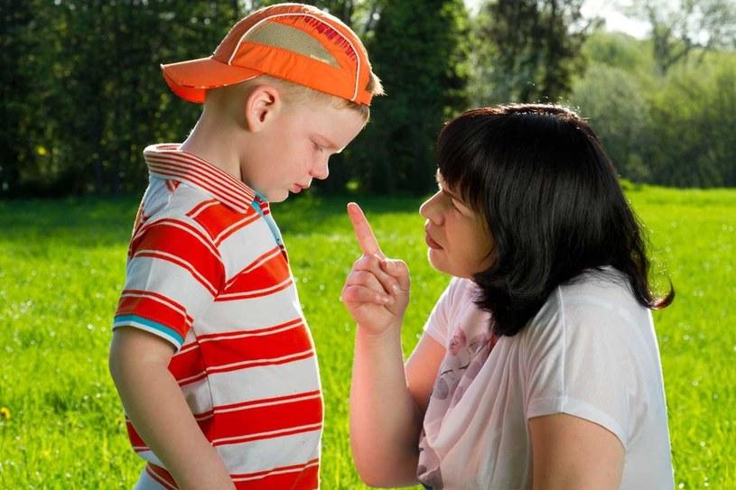 Dziecku trudno zapanować nad gniewem /123RF/PICSEL