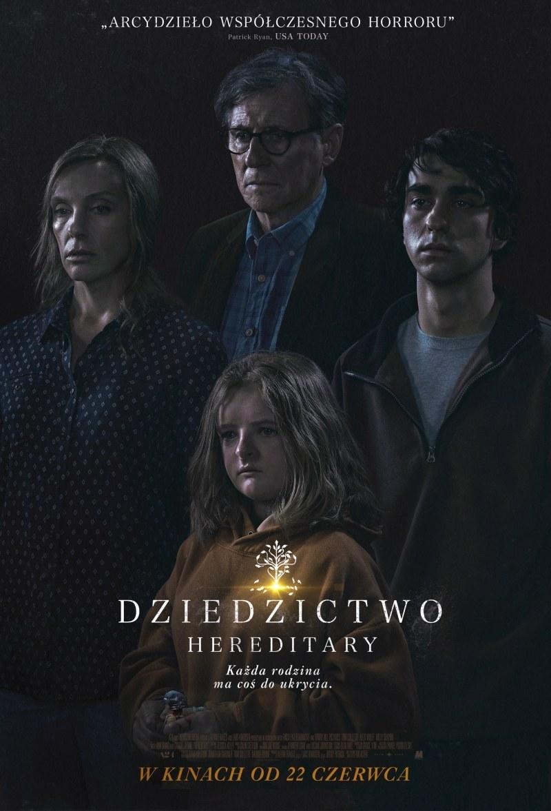 """""""Dziedzictwo Hereditary"""" trafi do kin 22 czerwca /Monolith Films /materiały dystrybutora"""