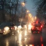 Dzięki inteligentnym reflektorom krople deszczu znikną