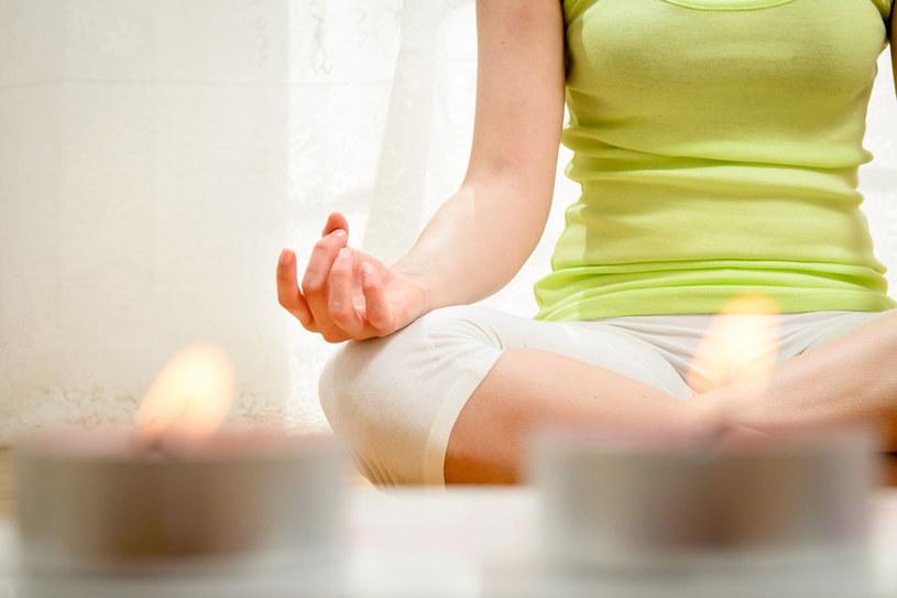 Dzięki medytacji możliwe jest osiągnięcie pełnej kontroli nad swoim ciałem i umysłem /123RF/PICSEL