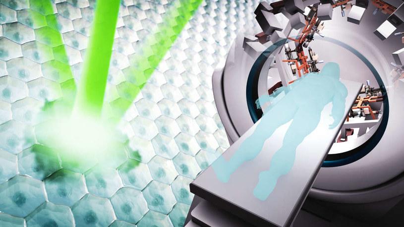 Dzięki nowym technikom radioterapia będzie jeszcze bezpieczniejsza? /materiały prasowe