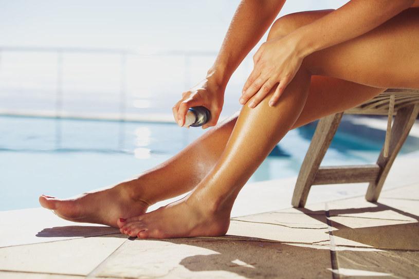 Dzięki odpowiednim kosmetykom możesz szybko i bezpiecznie zatuszować bladość skóry /123RF/PICSEL
