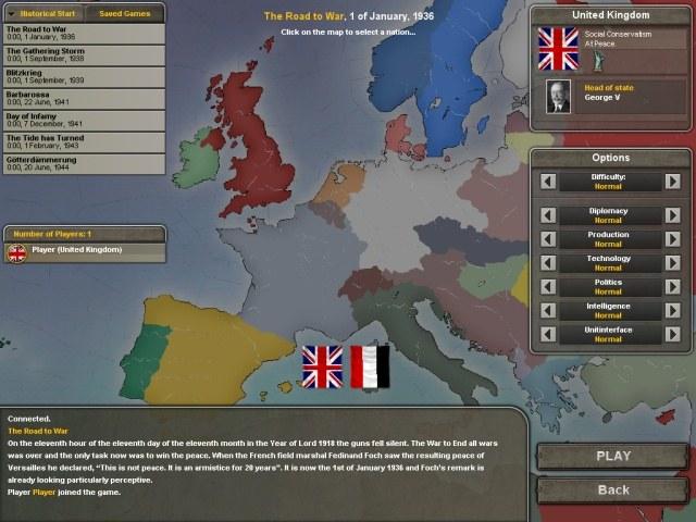 Dzięki osadzeniu gry w latach 1936-1948, gracz ma czas, aby przygotować swoje państwo do wojny /Informacja prasowa