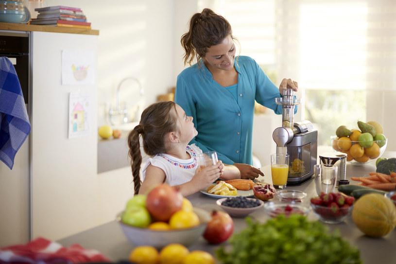 Dzięki Philips Avance można zrobić soki zarówno z owoców, jak i warzyw /materiały prasowe