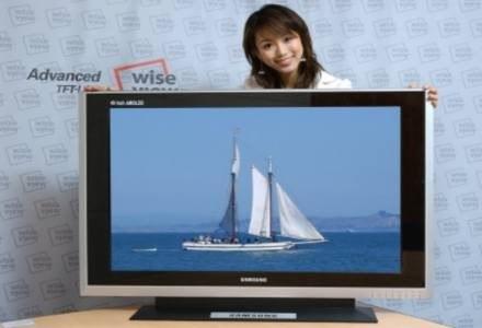 Dzięki pracom koreańskich naukowców telewizory OLED mogą stać się powszechne /AFP