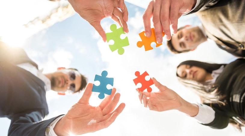 Dzięki projektom finansowanym z Funduszy Europejskich możesz zyskać pomoc, bezpłatne i kompleksowe doradztwo, kontakty, a przede wszystkim środki finansowe na realizację swoich marzeń o własnej firmie /123RF/PICSEL