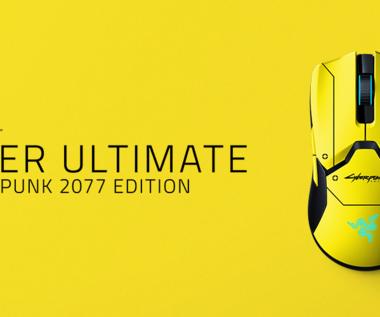 Dzięki Razer Viper Ultimate Cyberpunk 2077 Edition schwytasz dzień w Night City
