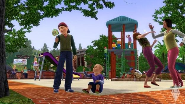 Dzięki Simsom przekonasz się, czy jesteś gotowy na potomstwo /Informacja prasowa