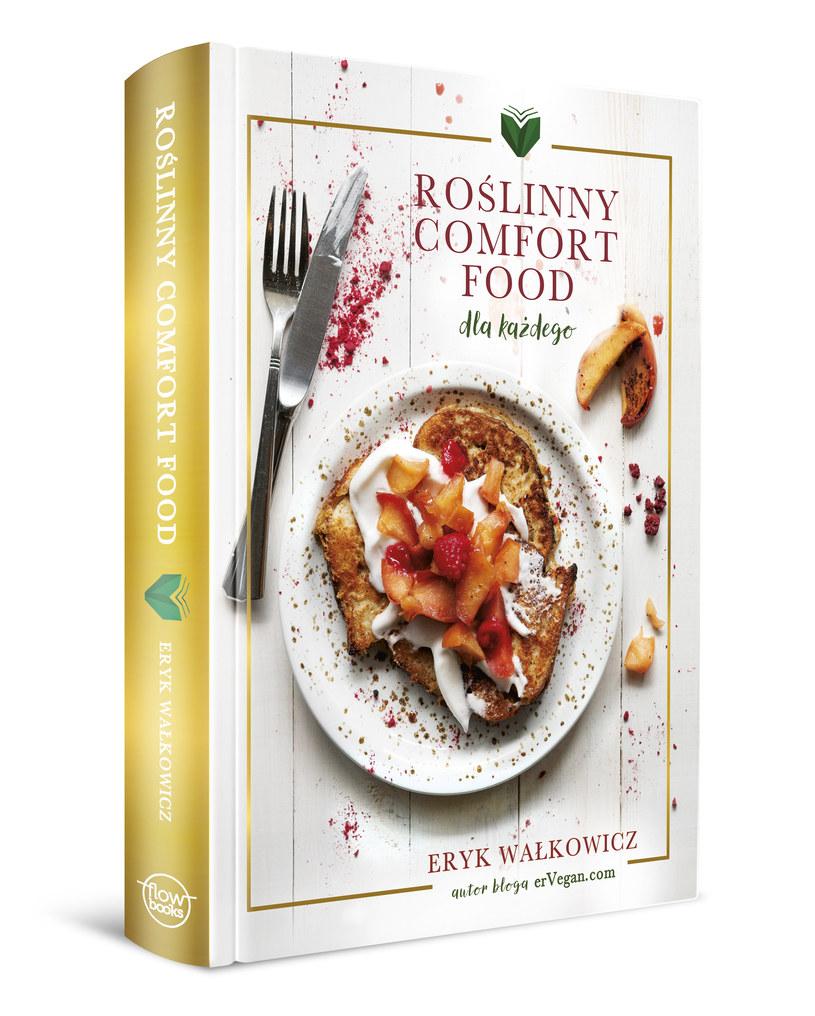 Dzięki tej książce ugotujesz przepyszne potrawy, które poprawią ci nastrój /materiały prasowe
