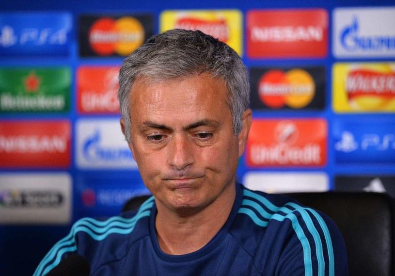 Dzięki wygraniu Ligi Mistrzów z FC Porto Jose Mourinho wypłynął na szerokie wody /AFP