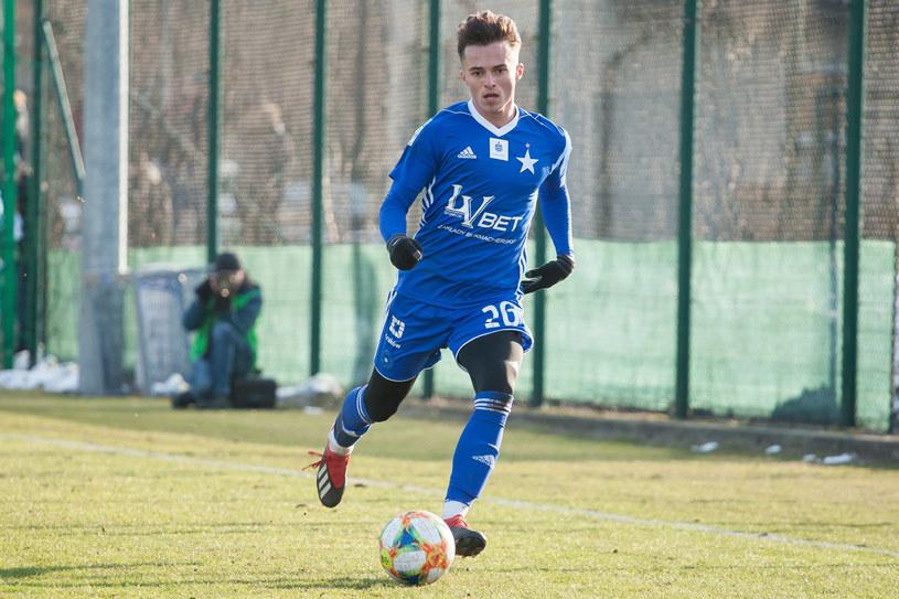 Dzięki zmianom w przepisach Kamil Wojtkowski utrzyma status młodzieżowca w przyszłym sezonie /Bartek Ziółkowski /Newspix