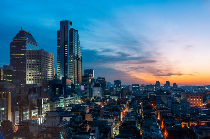 Dzielnica Gangnam to odpowiednik amerykańskiego Beverly Hills /123RF/PICSEL