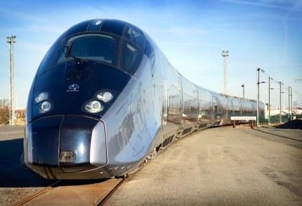 Dzieło konstruktorów w niczym nie przypominało lokomotyw poruszających sie po niemieckich torach /AFP