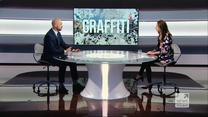 """Dziemianowicz-Bąk w """"Graffiti"""": Zjednoczona Prawica przypomina rdzewiejący składak"""