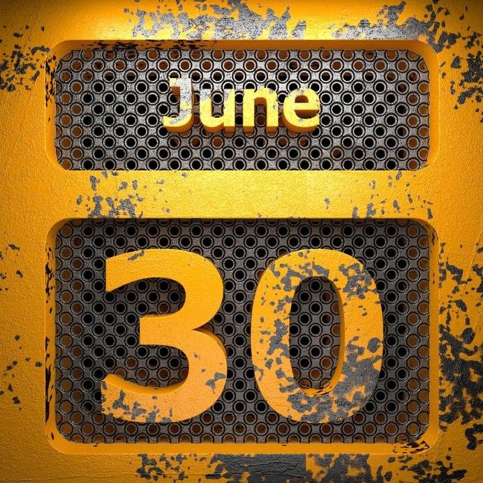 Dzień 30 czerwca potrwa do godziny 23:59:60. /123RF/PICSEL