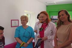 Dzień Dziecka w krakowskim szpitalu Żeromskiego