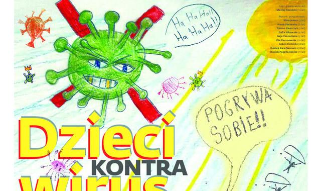 """Dzień Dziecka. Wyjątkowe wydanie """"Dziennika Gazety Prawnej"""" przygotowane przez dzieci"""