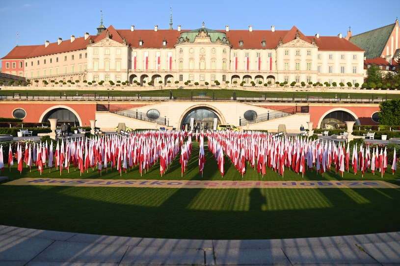 Dzień Flagi RMF FM /RMF24.pl