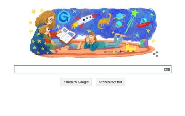 Dzień Matki - specjalne Google Doodle /materiały prasowe