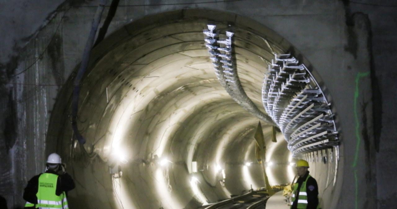 Dzień otwarty na budowie metra